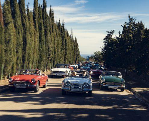 Cars in Mallorca