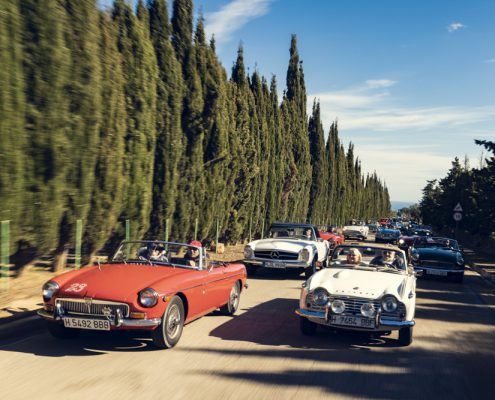 Cars in Mallorca